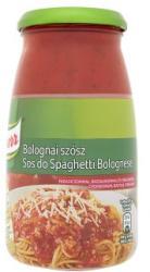 Knorr Bolognai Szósz Paradicsommal Bazsalikommal És Oregánóval (500g)