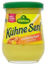 Kühne Enyhén Csípős Mustár (250ml)