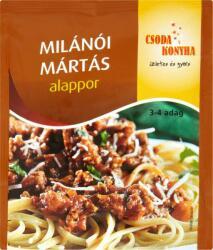 Csoda Konyha Milánói Mártás Alappor (48g)