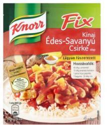 Knorr Fix Kínai Édes-savanyú Csirke Alap (66g)