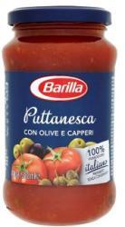 Barilla Puttanesca Paradicsomszósz Olívabogyóval És Kapribogyóval (400g)
