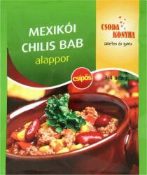Csoda Konyha Mexikói Chilis Bab Alappor (45g)