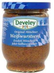 Develey Eredeti Müncheni Fehér Kolbász Mustár (250ml)