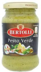 Bertolli Pesto Verde Szósz Fenyőmaggal Olasz Sajtokkal Bazsalikommal (185g)