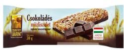 Country Barn Csokoládés müzliszelet kakaós bevonattal 30g