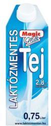 Magic Milk Laktózmentes tartós tej 2,8% 0.75l