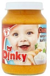Dinky Csirkehús sárgarépával-karfiollal-rizzsel 7 hónapos kortól - 190g