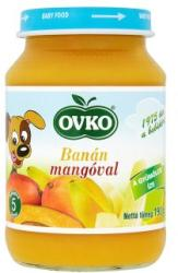 OVKO Banán mangóval 5 hónapos kortól - 190g