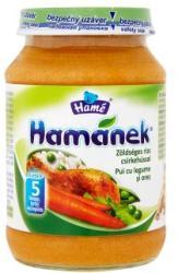 Hamé Hamánek Zöldséges rizs csirkével (gluténmentes) 5 hónapos kortól - 190g