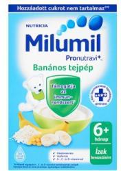 Milumil Banános tejpép 6 hónapos kortól - 225g