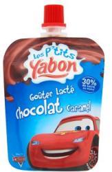 Les P'tits Yabon Disney Verdák - Gluténmentes csokoládé-karamell krémdesszert - 85g