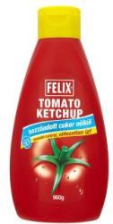 FELIX Kechup Édesítőszerrel (960g)