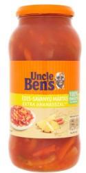 Uncle Bens Édes Savanyú Mártás Extra Ananásszal (675g)