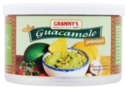 Granny's Guacamole Prémium Szósz (250g)