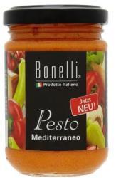 Bonelli Pesto Mediterraneo Fűszerszósz (140g)