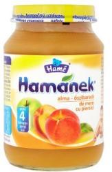 Hamé Hamánek Alma-őszibarack (gluténmentes) 4 hónapos kortól - 190g