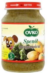 OVKO Spenót burgonyával 5 hónapos kortól - 190g