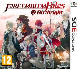 Nintendo Fire Emblem Fates Birthright (3DS)