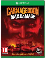 Stainless Games Carmageddon Max Damage (Xbox One)