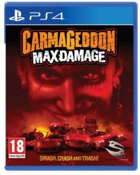 Stainless Games Carmageddon Max Damage (PS4)