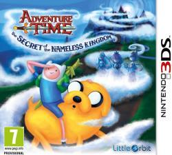 Little Orbit Adventure Time The Secret of the Nameless Kingdom (3DS)