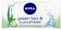 Nivea Green Tea & Cucumber krémszappan (90 g)