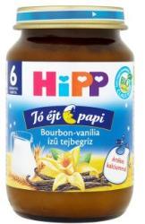 HiPP Jó Éjt Papi Bourbon-vanília ízű tejbegríz 6 hónapos kortól - 190g