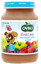 OVKO Erdei mix bébidesszert hozzáadott cukor nélkül 5 hónapos kortól - 190g