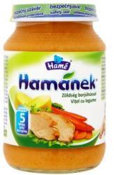 Hamé Hamánek Zöldség borjúhússal (gluténmentes) 5 hónapos kortól - 190g
