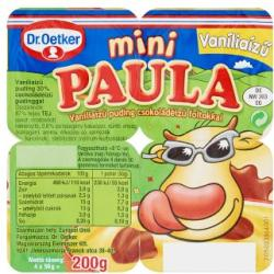Dr. Oetker Paula Mini puding 4x50g