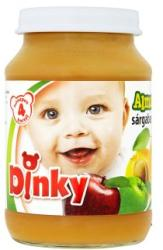 Dinky Alma sárgabarackkal 4 hónapos kortól - 190g