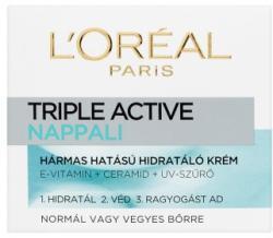 L'Oréal Triple Active nappali hármas hatású hidratáló krém 50ml