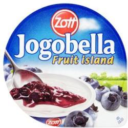 Zott Jogobella Fruit Island 150g