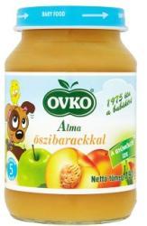 OVKO Alma őszibarackkal 5 hónapos kortól - 190g
