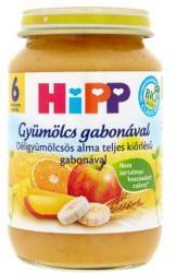 HiPP Déligyümölcsös alma teljes kiőrlésű gabonával 6 hónapos kortól - 190g