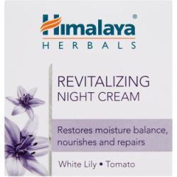 Himalaya Herbals Revitalizáló éjszakai krém száraz és kombinált bőrtípusra 50g