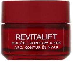 L'Oréal Revitalift arc, kontúr és nyak újraformázó ránctalanító krém 50ml