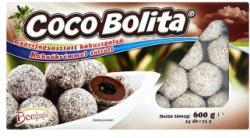 Bombajóó Coco Bolita gyorsfagyaszott kókuszgolyó 600g