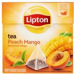 Lipton Őszibarack És Mangó 20 filter