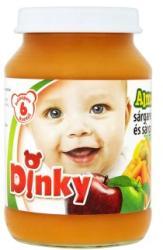 Dinky Alma-sárgarépa-sárgabarack bébidesszert 6 hónapos kortól - 190g