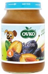 OVKO Szilva bébidesszert 4 hónapos kortól - 190g