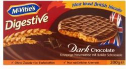 McVitie's Digestive Csokoládéba Mártott Búzakeksz (200g)