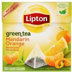Lipton Green Tea Mandarin És Narancs 20 filter