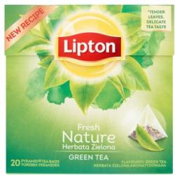 Lipton Fresh Nature Zöld Tea 20 filter