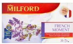 Milford French Moment Levendulavirág Alma És Karamell 20 filter