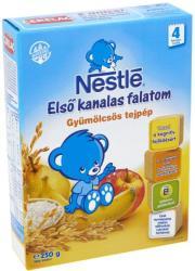 Nestlé Első Kanalas Falatom - Gyümölcsös tejpép 4 hónapos kortól - 250g