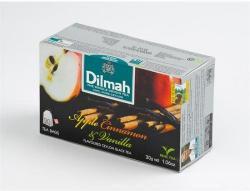 Dilmah Fekete Tea Alma Fahéj És Vanília Ízesítéssel 20 filter