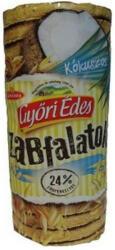 Győri Zabfalatok kókuszos zabpelyhes keksz (215g)