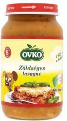OVKO Zöldséges lasagne 8 hónapos kortól - 220g