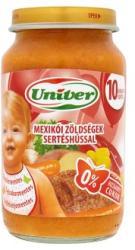 Univer Mexikói zöldségek sertéshússal 10 hónapos kortól - 220g